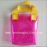 Charming Color Plastic PVC Hangbags for Promotional Bag (YJ-B020)