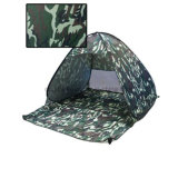 Foldable Fast Open Popup Camping Shade Tent for Outdoor Sports