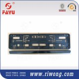 New Style Plastic Euro License Plate Frame