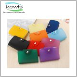 Hot Sale Multicolor PVC Business Name Card Holder