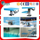 Commercial Swimming Pool 1 or 2 Step Competition Starting Block