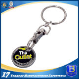 Custom Trolley Coin Keychain with Screen (ele-TC001)