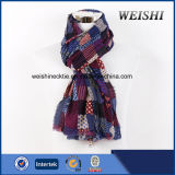 (SC3-5/6) High Quality 100% Cotton Printing Scarf
