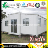 CE/ISO Certificate Expandable Three in One Prefabricated Building