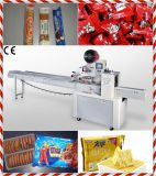Pillow Type Packaging Machine (ZP-100 Series) for Biscuits/Cracker/Bread/Cake