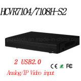4/8CH Tribrid 1080P Mini 1u Hdcvi DVR {Hcvr7104/7108h-S2}