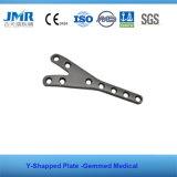 Orthopedic Implant Y Shapped Plate Metal Bone Plate Orthopedic Plate