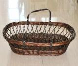 High Quality Bassinet Wicker Baby Basket