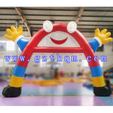High Quality Low Price PVC Inflatable Arches/Inflatable Arch with Detachable Printing