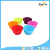Silicone Cupcake Liners Moldi Round Shape Cup Cake Tools