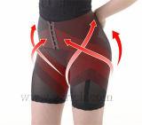 Tummy Control with Zip Corset High Waist Body Shaper