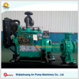 ISO Standard Centrifugal Horizontal Diesel Engine Water Pump