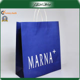 Reusable Quality OEM Printed Clothes Packing Paper Bag