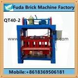 Popular Brick/Block Machine Cement Concrete Block Machine in China