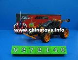 Latest 4 CH Remote Control Plastic Car Toy (0272146)