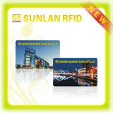 Sunlanrfid 13.56MHz RFID Contactless Smart Hotel Card