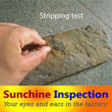 Slate Tiles Quality Inspection / Pre-Shipment Inspection in China / Sunchine Inspection