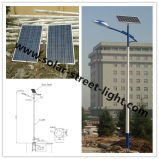 24W Battery-Buried Solar LED Street Light for Highway Park Lighting