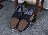 Canvas Shoes Flats Classic Footwear New Arrival for Men (AKFB4)