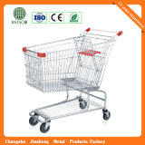 Metal Supermarket Shopping Cart with Competitive Prices (JS-TAM06)