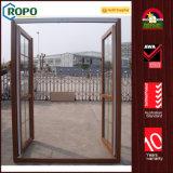 UPVC/ PVC Casement Door Comply with Australian As2047 Standards