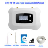 Real Smart 2100MHz Mobile Signal Booster WCDMA 3G Signal Repeater with LCD