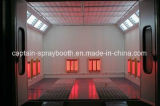 Infrare Heating Spray Booth, Industrial Coating Equipment