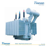 110 Kv Three Phase Double Windings off-Circuit-Tap-Changing Voltage Transformer (ONAN)