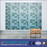 Natural Important Factor Wood Wool Sound-Absorbing Wall Panels