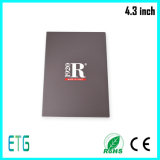 2015 Newest LCD Video Greeting Card, Video Brochure with 7′′ Screen Size for Business