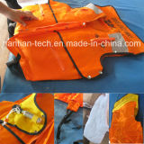 China Coast Guard Inflatable Lifejacket for Lifesaving and Rescue(