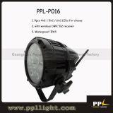 Wireless DMX 512 9PCS Waterproof LED PAR Light