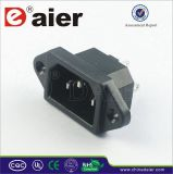 10A 220VAC Rubber Cover Avaliable Power Socket