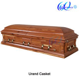 Red Cedar Veneer MDF Velvet Med. Gloss Casket and Coffin
