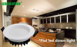 Indoor Dimmable 6 Inches Flat LED Down Light