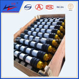 Conveyor Rollers Sleeve Roller with Rubber Disc