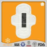 Super Absorbent Disposable Anion Sanitary Napkin