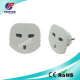 Cat Face 2pin Round Travel Power AC Adaptor Plug