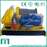 Jk and Jm Type Electric Winch for Double Girder Crane