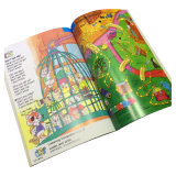 Children′s Story Book Printing Service in China (DPB001)