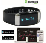 OEM Sports Health Fitness Tracker Bluetooth Heart Rate Watch Bracelet