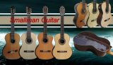 Aiersi Master Level Concert Solid Classical Guitar Sc098SPF