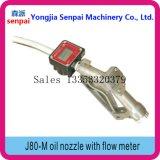 Oil Nozzle with Flow Meter Flowmeter Oil Nozzle