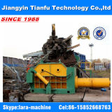 Y81f-2500 Turn out Type Hydraulic Scrap Metal Baler (Factory price)