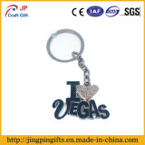 Hot Sale Promotional Fashion Keychain with Letters