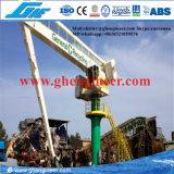 500tph Floating Electrical Hydraulic Bulk Handling E-Crane