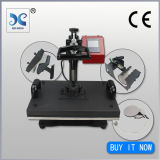 Manual Style5in 1 T Shirt Heat Press Machine
