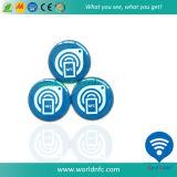 Logo Printing Mf S50 Smart Epoxy RFID Tag/Label/Sticker