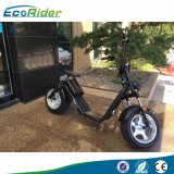 2017 Popular Electric Harley Scooter with Big Wheels, Fashion City Scooter Citycoco
