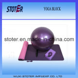 Hot Popular Yoga Mat Block Ball Strap Yoga Set
